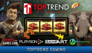 Lobby E-games Top Trend Gaming