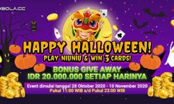 Promo HAPPY HALLOWEEN Bersama Casino Oriental Game
