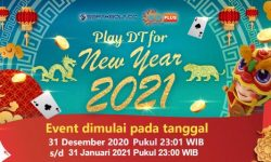 "Promo Oriental Game Plus ""Play DT for New Year 2021"""