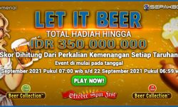 """SPINOMENAL """"LET IT BEER"""" TOURNAMENT"""