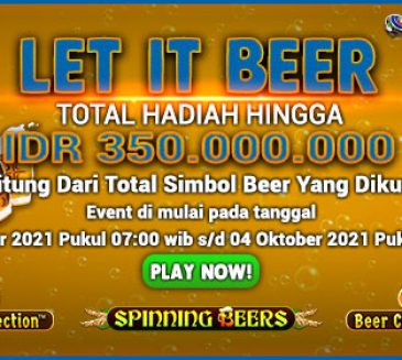 """SPINOMENAL """"LET IT BEER"""" TOURNAMENT II"""